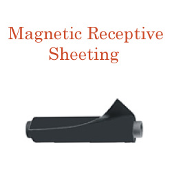 Magnet Receptive Sheeting