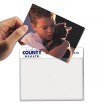 "Custom Printed Photo Pockets 5.1875"" x 6.25"""