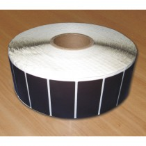 Pre-Cut Adhesive Magnetic Strips Roll