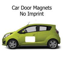 Blank Car Door Magnets