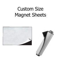 Custom Size Magnet Sheets