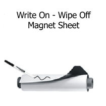 Write On - Wipe Off Magnetic Sheeting