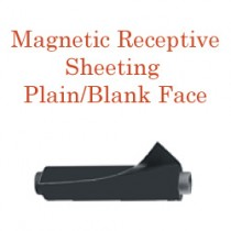 Magnetic Receptive Sheeting - Plain/Blank Front