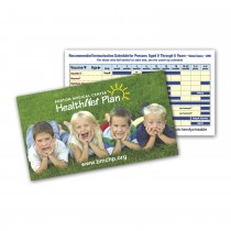 Custom Double Sided Business Card Magnets