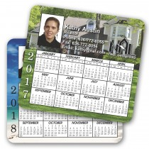 Custom Double Sided Calendar Magnets