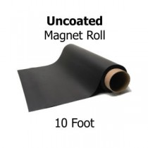 Uncoated /Plain Magnetic Sheeting- 10 ' Rolls