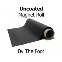 Uncoated/Plain Magnetic Sheeting - By the Foot